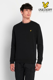 Lyle & Scott Branded Ringer Sweatshirt