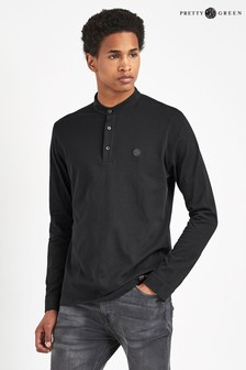 Pretty Green Gracott Grandad Top