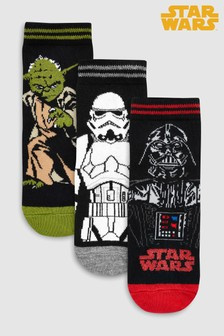 Star Wars™ Socks Three Pack (Older)