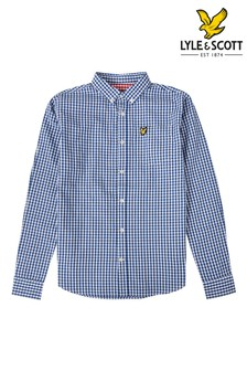 Lyle & Scott Gingham-Hemd