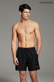 Calvin Klein Double Waistband Swim Short