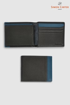 Simon Carter Leather Wallet