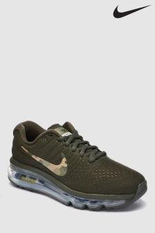 Nike Run Air Max Khaki Camo 2017