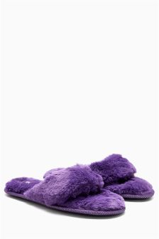 Cosy Toe Thong Slippers
