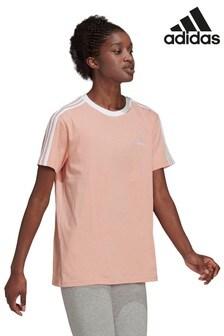 adidas Essentials 3-Stripe T-Shirt