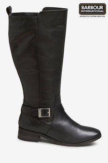 Barbour® International Kayo Black Boot