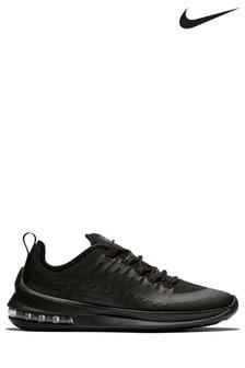 Zapatillas en negro y negro Air Max Axis de Nike
