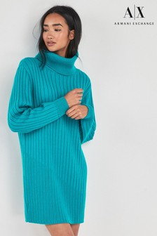 Armani Exchange Jumper Dress