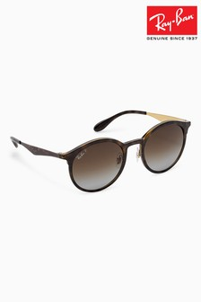 Ray-Ban® Polarised Round Sunglasses