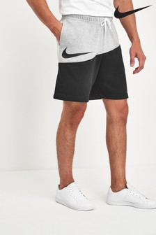 Nike Black Swoosh Short