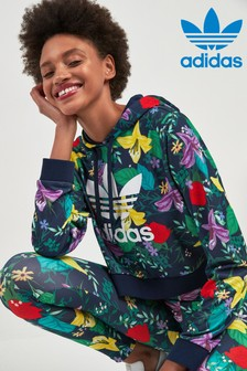adidas Originals Blossom Cropped Hoody