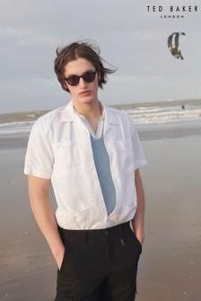 Ted Baker Tataki Linen Shirt