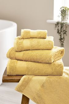Egyptian Cotton Pile Towel