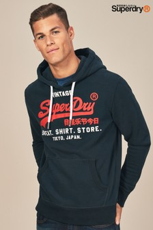 Superdry Sweatshirt Shop Duo Hoody