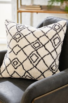 Bronx Tufted Berber Style Cushion