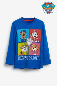 Long Sleeve PAW Patrol T-Shirt (9mths-8yrs)