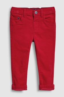 Cord Trousers With Stretch (3mths-6yrs)