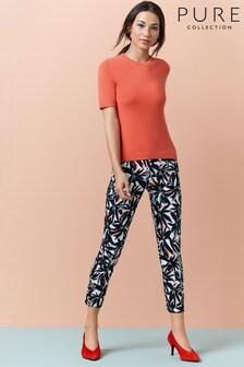 Pure Collection Capri Trouser