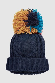 Bobble Beanie (Younger)