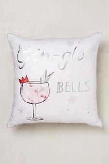 Gin-gle Bells Cushion