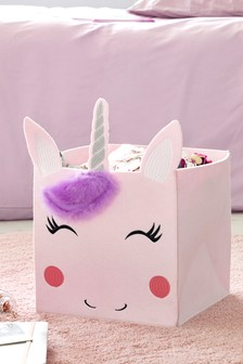 Unicorn Storage Cube