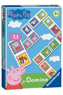 Ravensburger Peppa Pig Dominoes Game