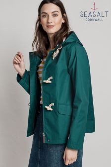 Seasalt Teal Jewel Original Seafolly Jacket