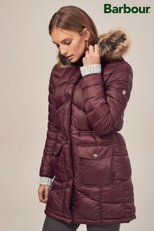 Barbour® Hamble Quilted Coat