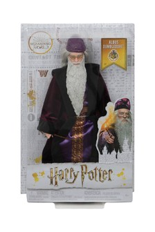 Harry Potter Professor Dumbledore Collectable Doll 12in