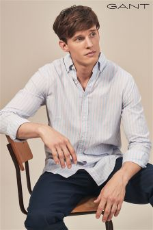 GANT Air Windblown Oxford Check Shirt