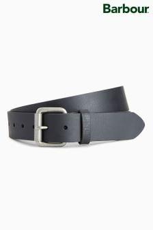 Barbour® Matt Leather Belt