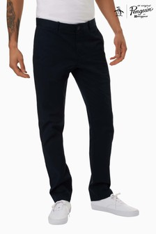 Original Penguin® Premium Stretch Slim Fit Chinos
