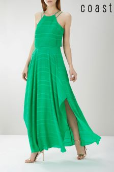 Coast Green Savanna Maxi Dress