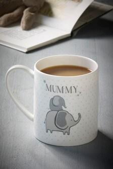 Mummy Elephant Mug