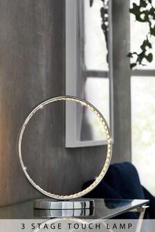 Luna LED Touch Lamp