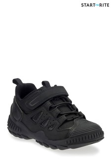 Start-Rite Charge Kinderschuh, schwarz