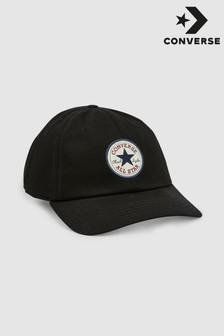 Converse Black Cap
