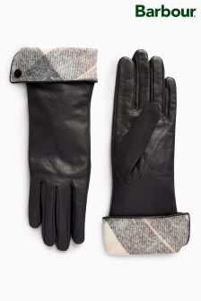 Barbour® Lady Jane Leather Gloves
