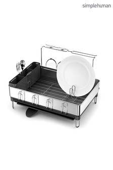 Simple Human Stainless Steel Dish Drainer