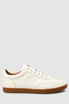 Polo Ralph Lauren Cadoc Gum Sole Sneaker