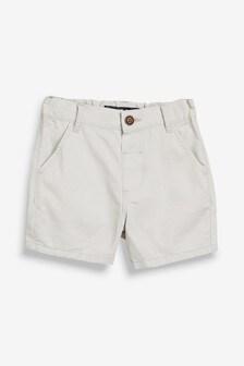 מכנסי צ'ינו קצרים (3 חודשים-7 שנים)