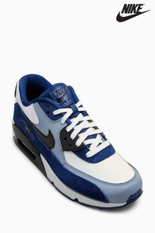 Nike Black/Blue Air Max Essential
