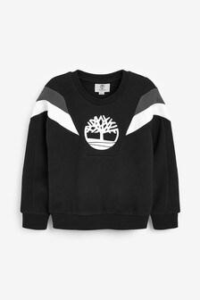 Timberland® Black Tree Sweatshirt