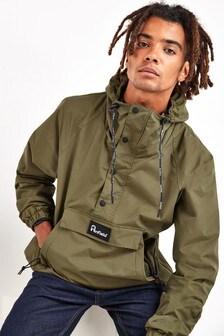 Penfield Olive Tillson Overhead Jacket