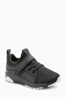 Reflective Runner Trainers (Younger)