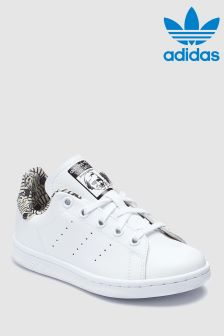 adidas Originals White Zebra Stan Smith