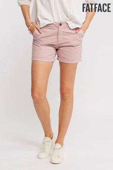 FatFace Purple Padstow Chino Short