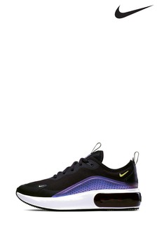 Nike Black Air Max Dia Gel Trainers