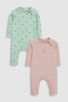 Rompers Two Pack (0mths-2yrs)
