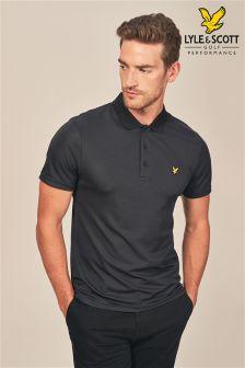 Lyle & Scott Golf Kinloch Stripe Poloshirt